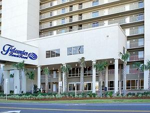 Condos at Tidewater Beach Resort in Panama City Beach