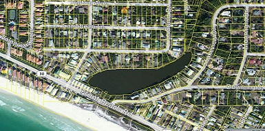 Panama City Beach lots for sale
