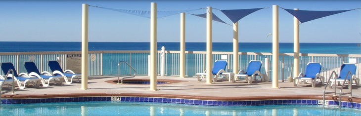 Sunrise Beach Resort Condos At In Panama City
